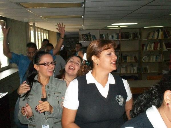 Taller ABC Colegio Moral y Luces. Activación