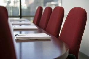 Montaje mesa de reunión