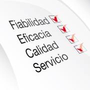 servicio eficacia calidad servicio