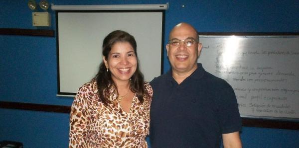 Charla en Emprered 2011.Con Esteban Marcano